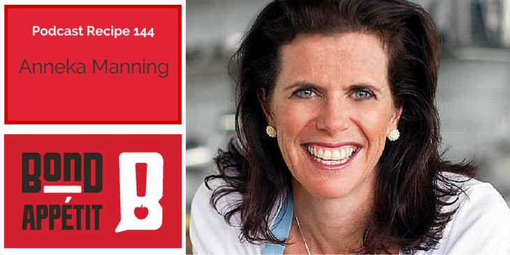 144. Brilliant partnerships and work-life balance with the bake club chief baker Anneka Manning