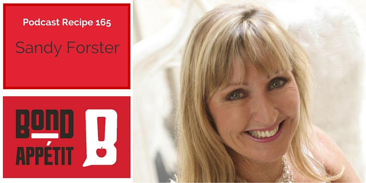 165. Is fat really good for you? Listen to Sandy Forster and me discuss it
